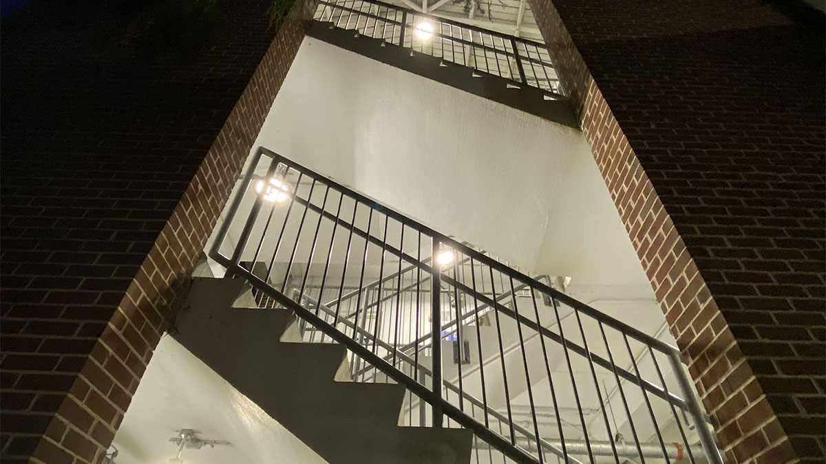McGraw-Edison outdoor staircase applications